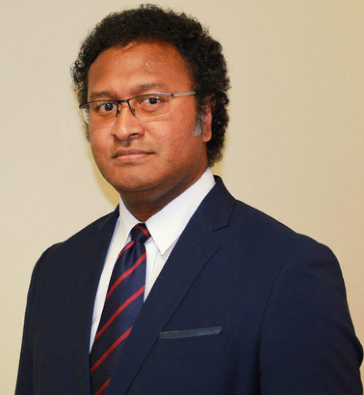 Luke Daunivalu, Fiji High Commission