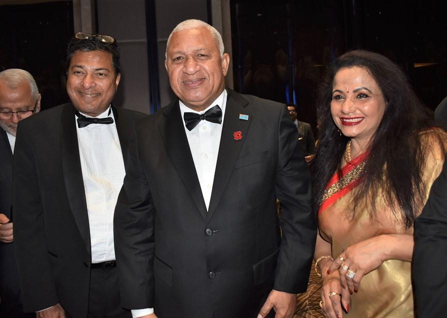 Prime Minister Honourable Josaia Voreqe Bainimarama gala dinner 3