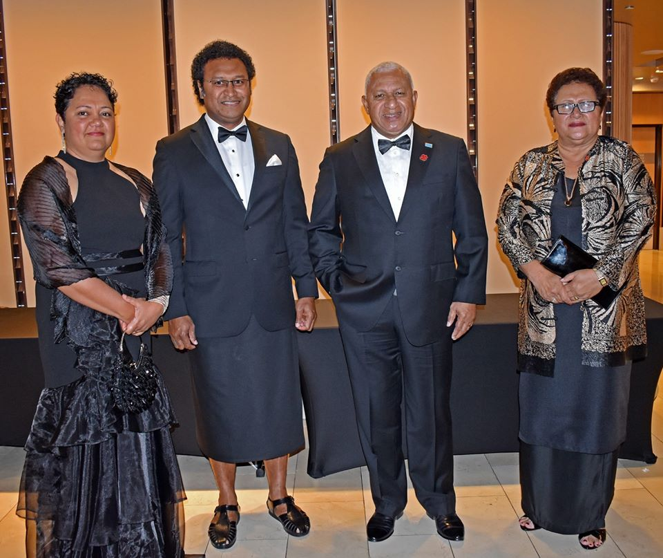 Prime Minister Honourable Josaia Voreqe Bainimarama