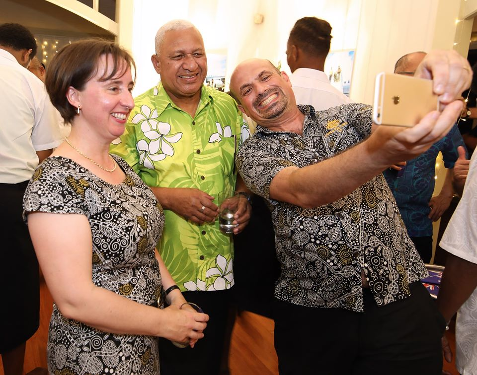 Fiji acknowledged for support of Australia Fiji High Commission Canberra News 7