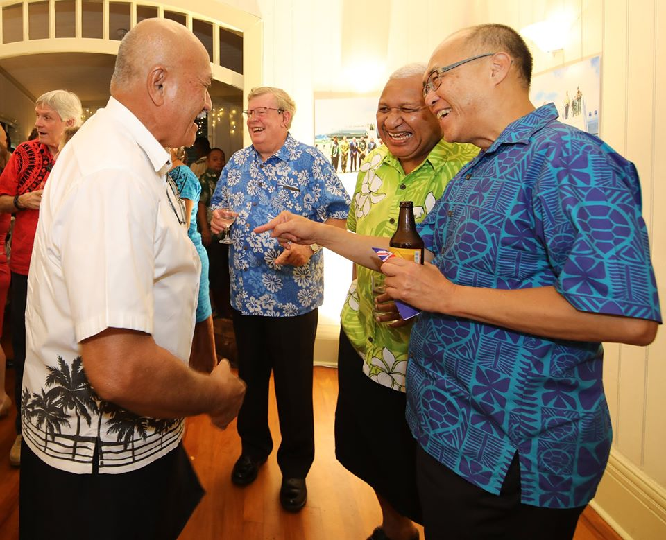 Fiji acknowledged for support of Australia Fiji High Commission Canberra News 9