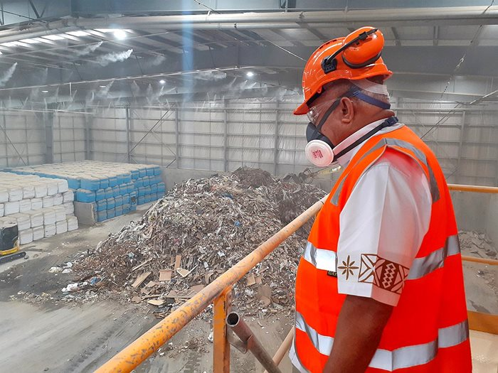 Fiji prime minister frank Josaia Voreqe Bainimarama Sydney visit 4
