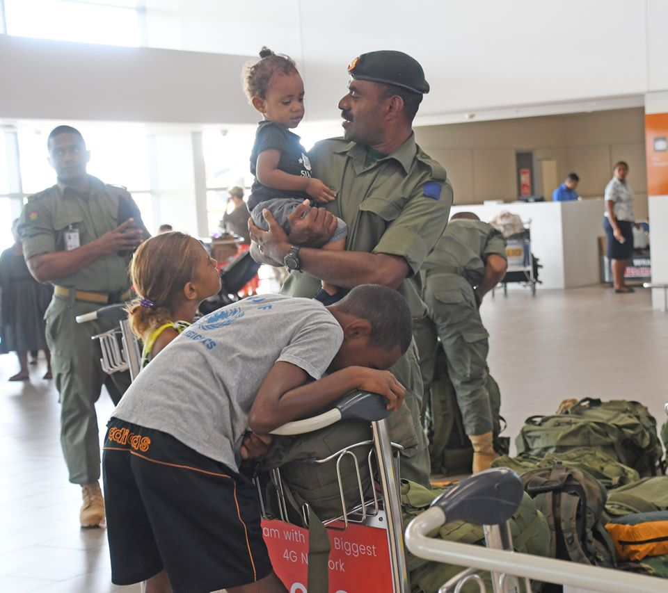 fiji RFMF assistance for australian bushfire crisis fiji high commission canberra news 2
