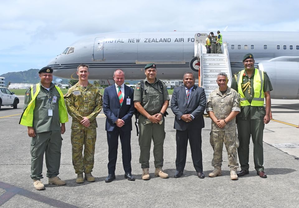 fiji RFMF assistance for australian bushfire crisis fiji high commission canberra news 6