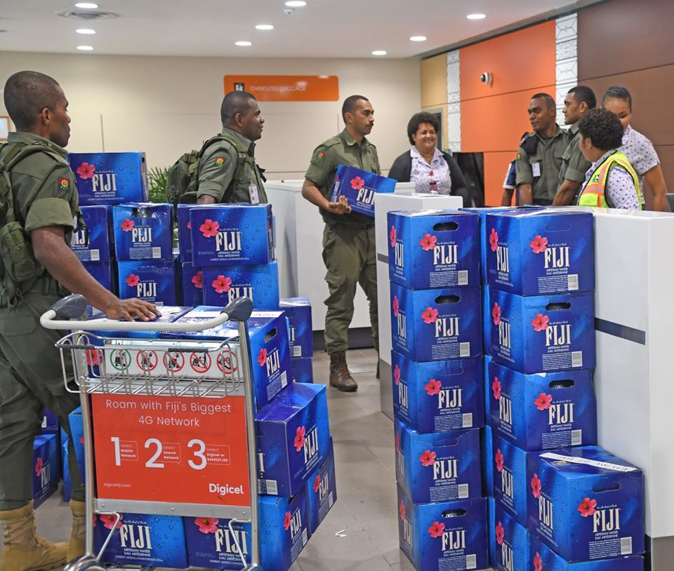 fiji RFMF assistance for australian bushfire crisis fiji high commission canberra news 8