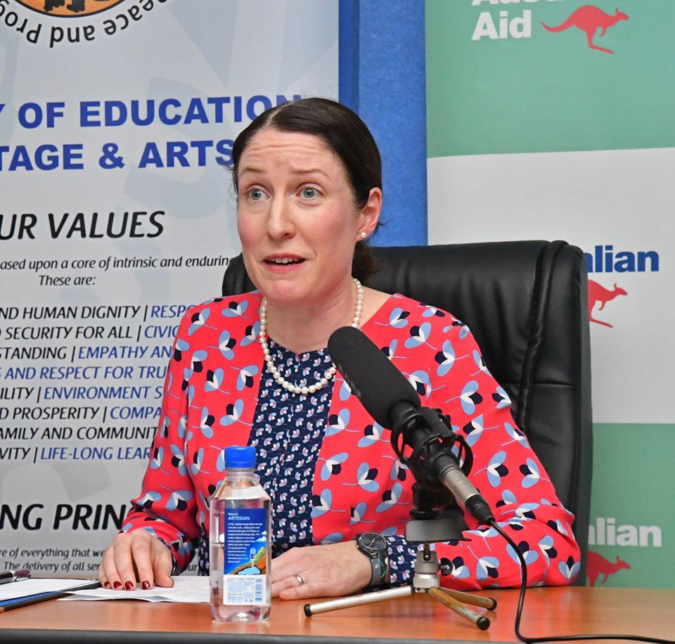 fiji school girls scholarship to australia fiji high commission canberra news 5