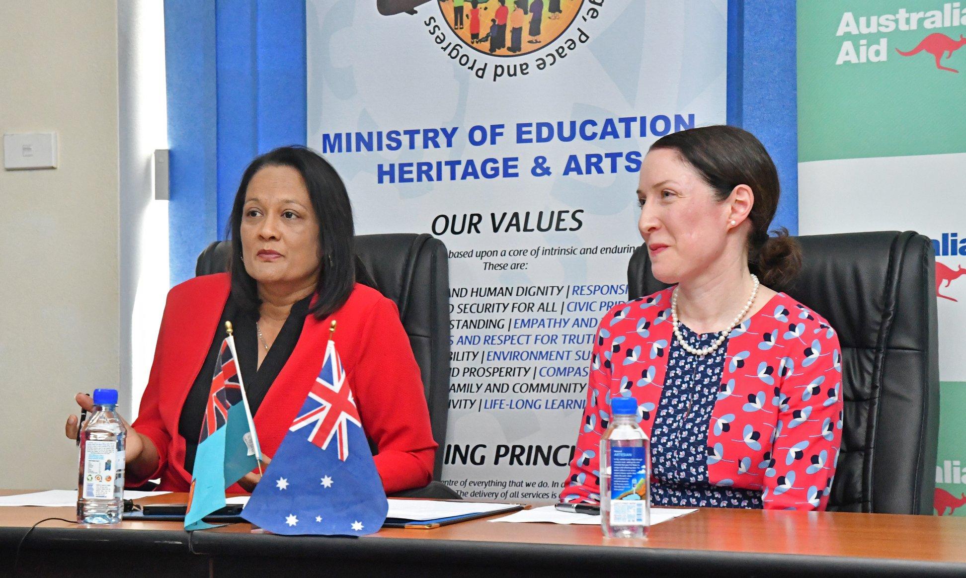 fiji school girls scholarshipto australia fiji high commission canberra news