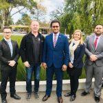 Fijian Envoy's Visit Cultivates Stronger Cooperation Between Fiji & Australia